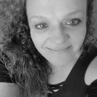 Black and white photo of consultant Linda Nusca