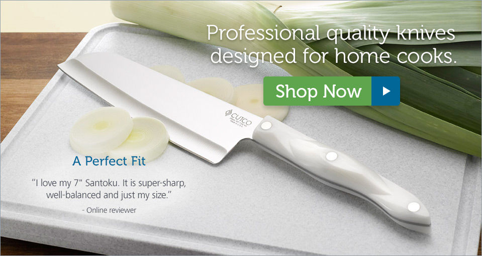 Cutco Knives - Performance Begins Here