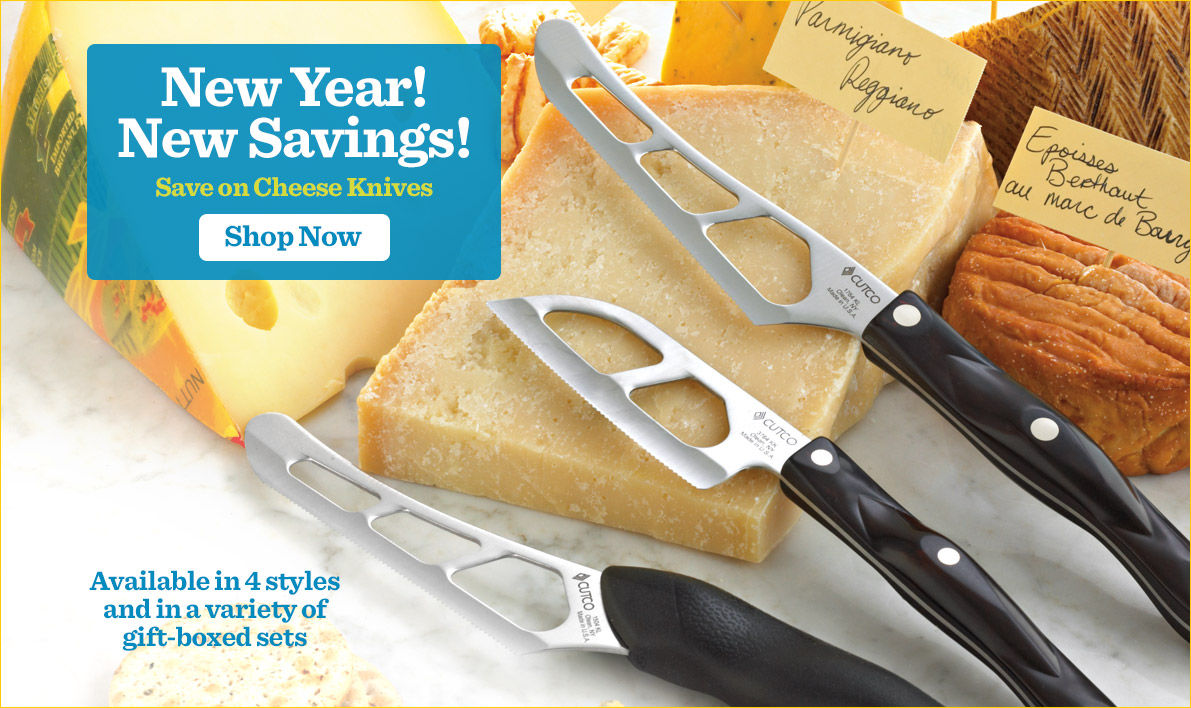 Save on Cutco Cheese Knives