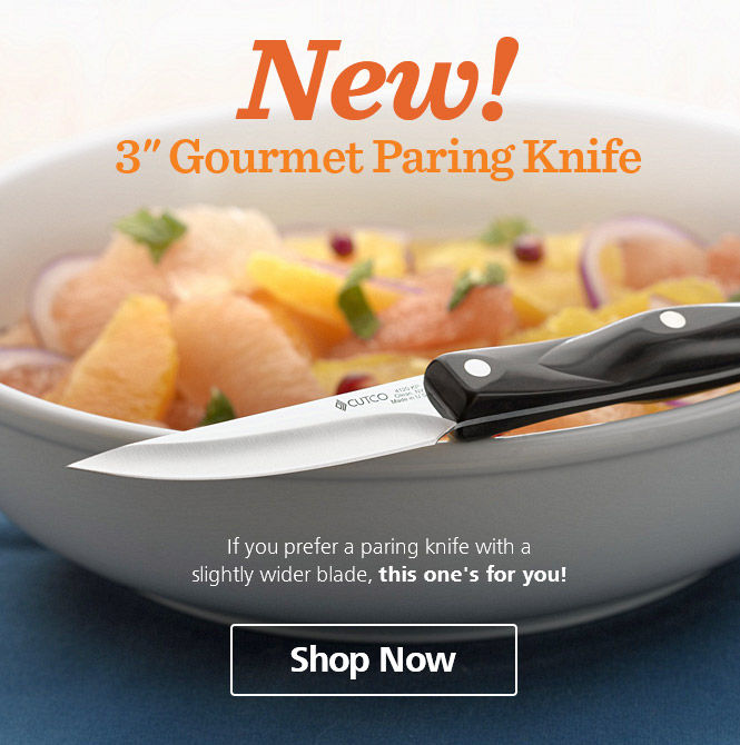 New! Cutco Paring Knife