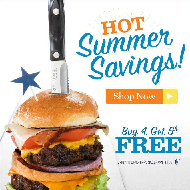 Hot Summer Deals!