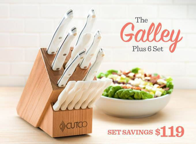 Save on the Galley Set