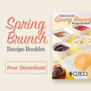Cutco's Spring Brunch Guide