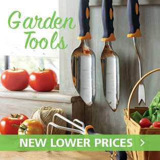New Lower Prices on Cutco Garden Tools