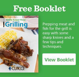 View Cutco's Free Grilling Guide