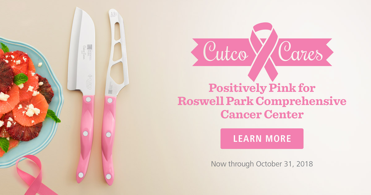 Positively Pink for Roswell Park Comprehensive Cancer Center
