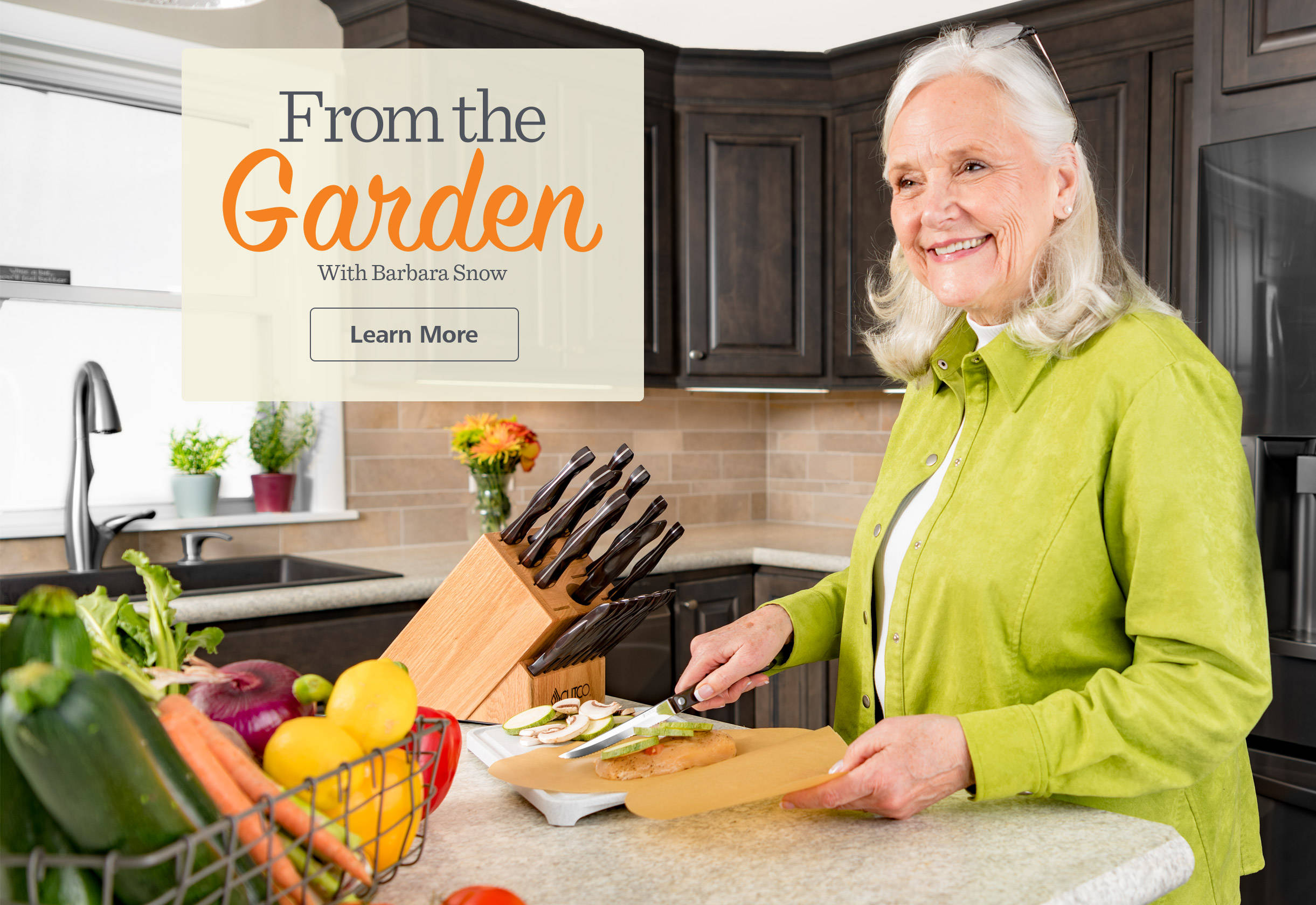 From the Garden with Barbara Snow