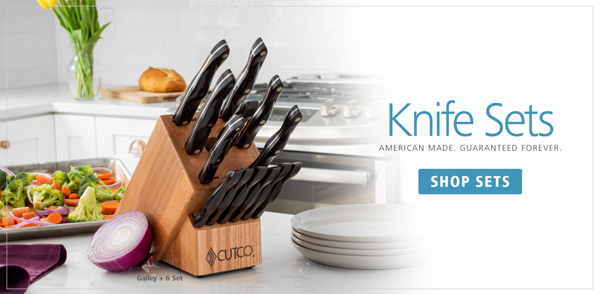 Shop Cutco Knife Sets