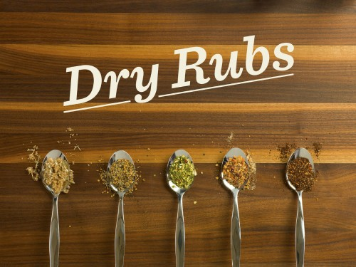 Dry Rubs Help Enhance the Flavor of Steak and Other Meat
