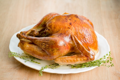 Super-Easy Oven-Roasted Turkey