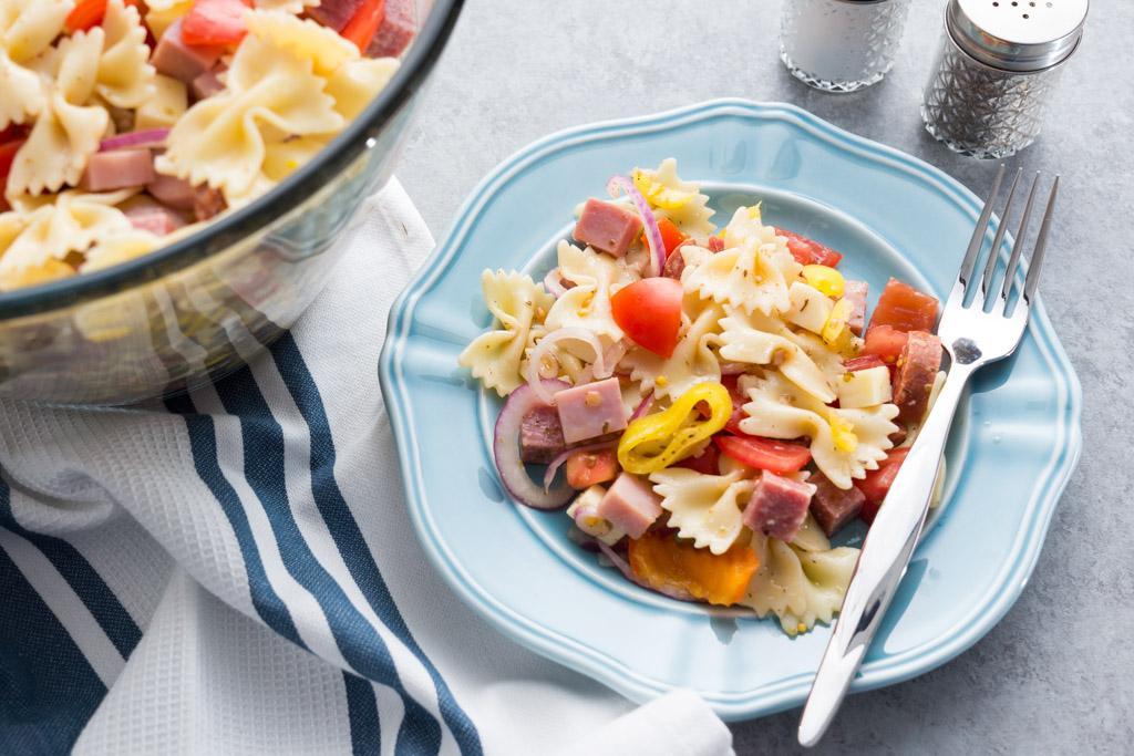 Easy Antipasto Salad Recipe