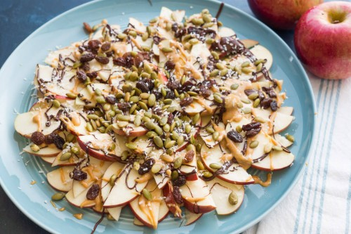Apple Nachos: A Healthy Snack for Kids