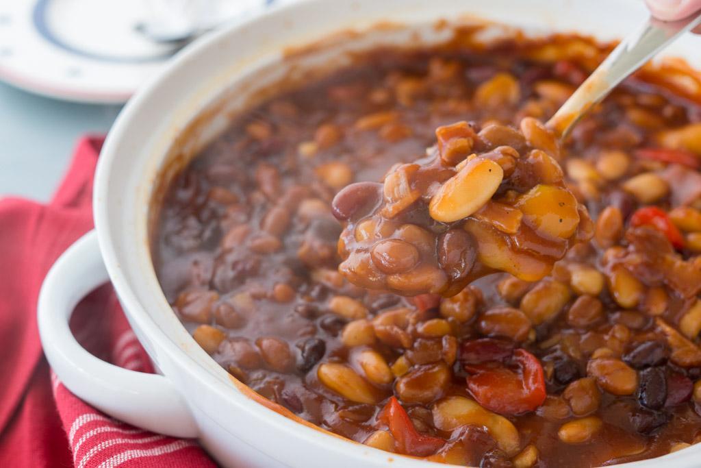 Seven Bean Casserole