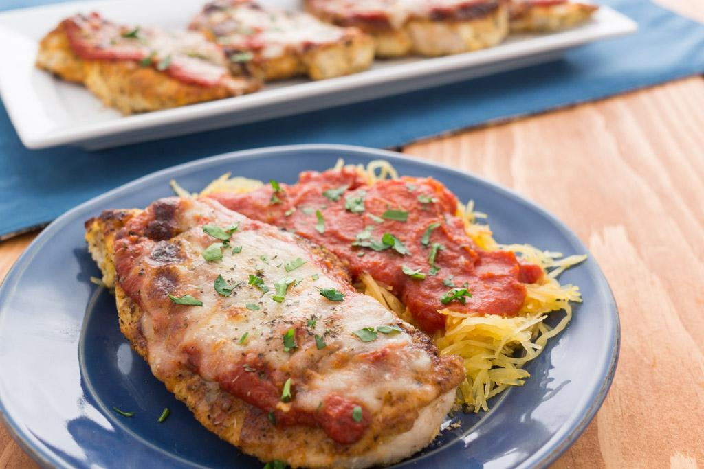Made-Over Chicken Parmesan