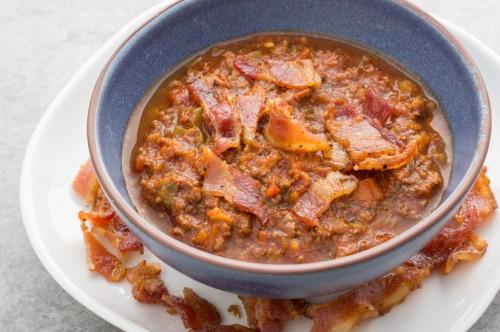 CJ's Paleo Crock Pot Chili