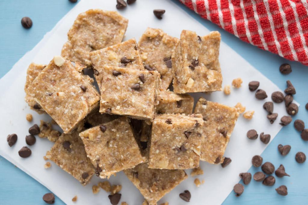 Chocolate Chip Snack Bites