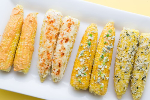 Infographic: Butter Blends for Corn on the Cob