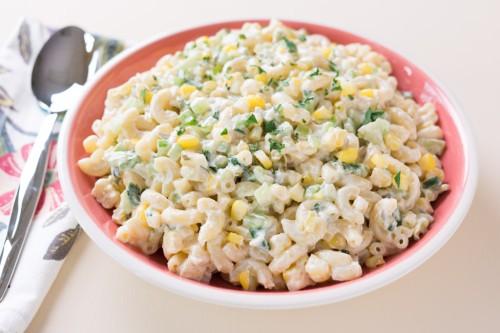 Pasta and Corn Salad