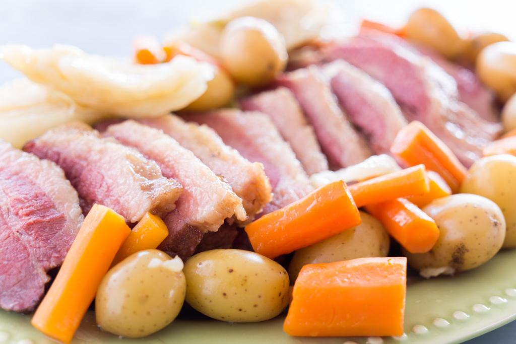 Make Your Own Corned Beef and Cabbage