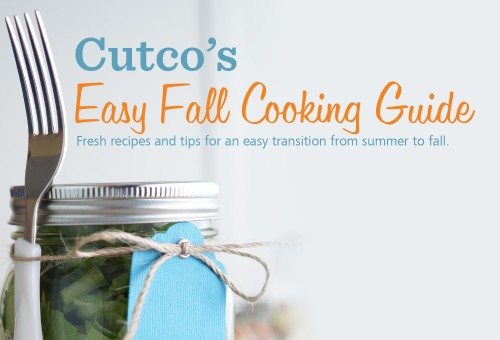 Easy Fall Cooking Guide