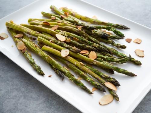 Ginger Asparagus