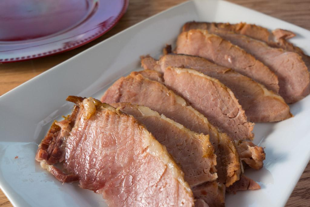 Slow-Cooker Holiday Ham