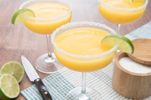 Chef Glover's Mango Margarita