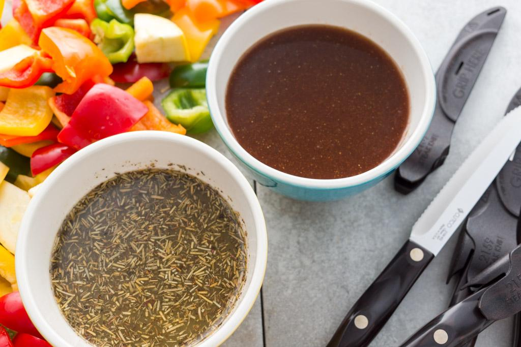 Marinade and Sauce for Meats and Vegetables