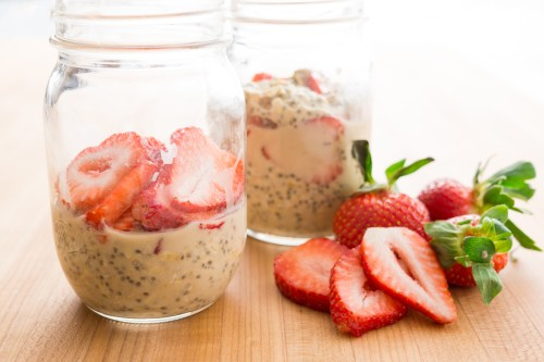 Overnight Oats Two Ways