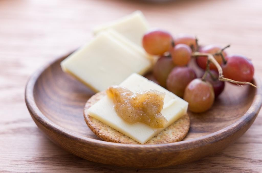 Wine Pairing with Pear Cardamom Butter