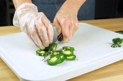 How To Slice a Jalapeno
