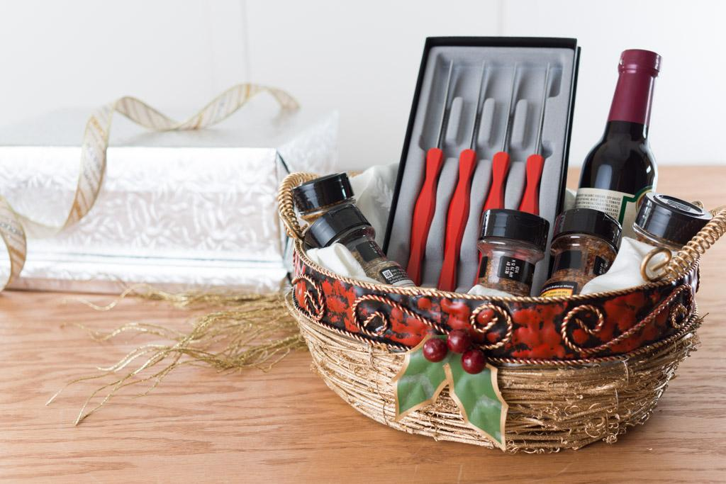 Homemade Holiday Gifts with Cutco