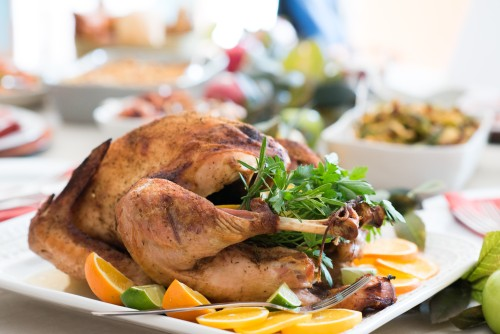 How to Carve a Turkey: Banquet Style