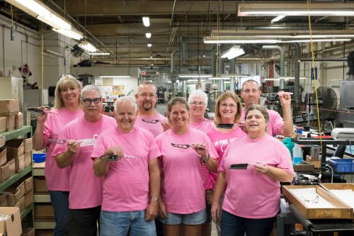Cutco is Positively Pink for Roswell Park Comprehensive Cancer Center