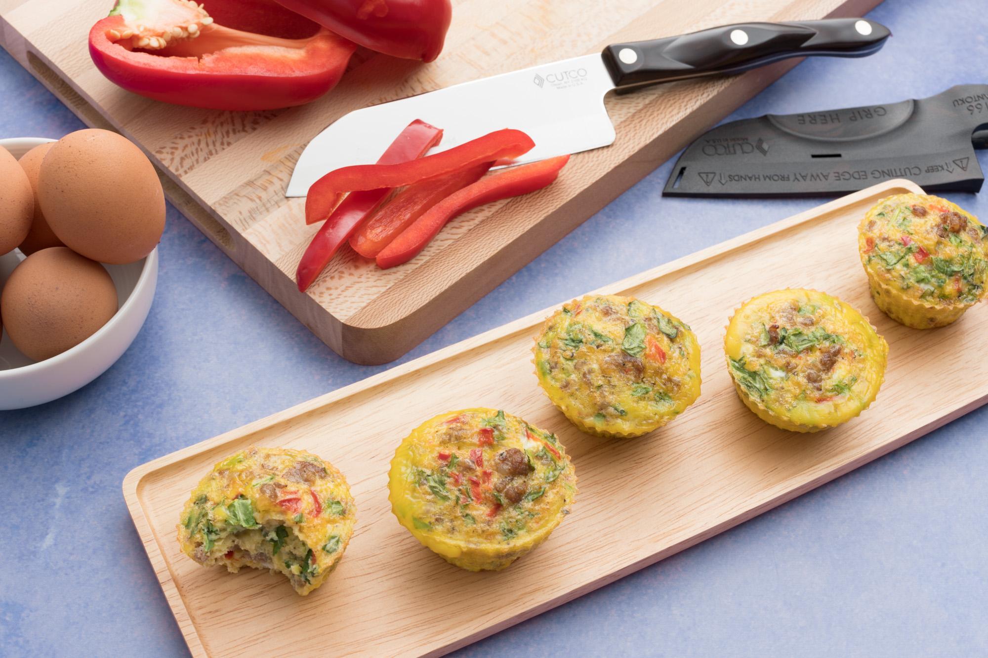 Grab-n-Go Paleo Breakfast Muffins