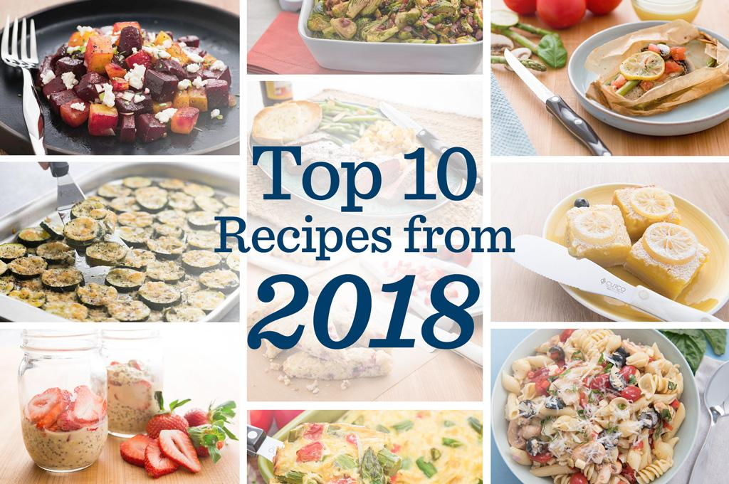 10 Most Popular Cutco Kitchen Recipes from 2018