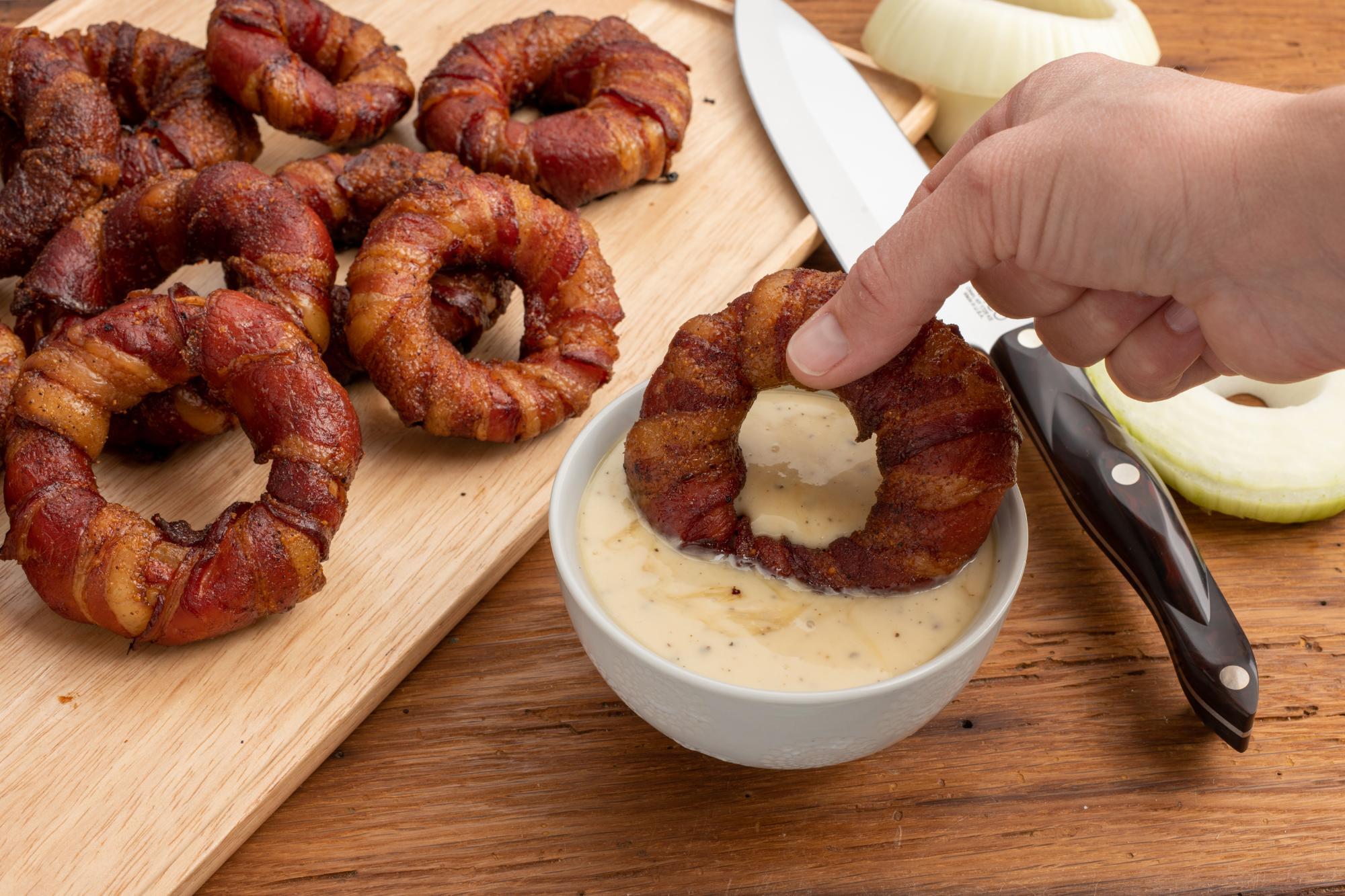 Bacon Bangles