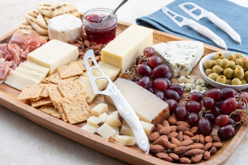 Create the Perfect Cheese Board