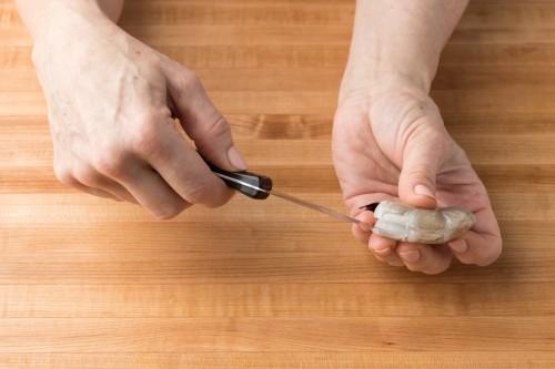 How to Devein Shrimp