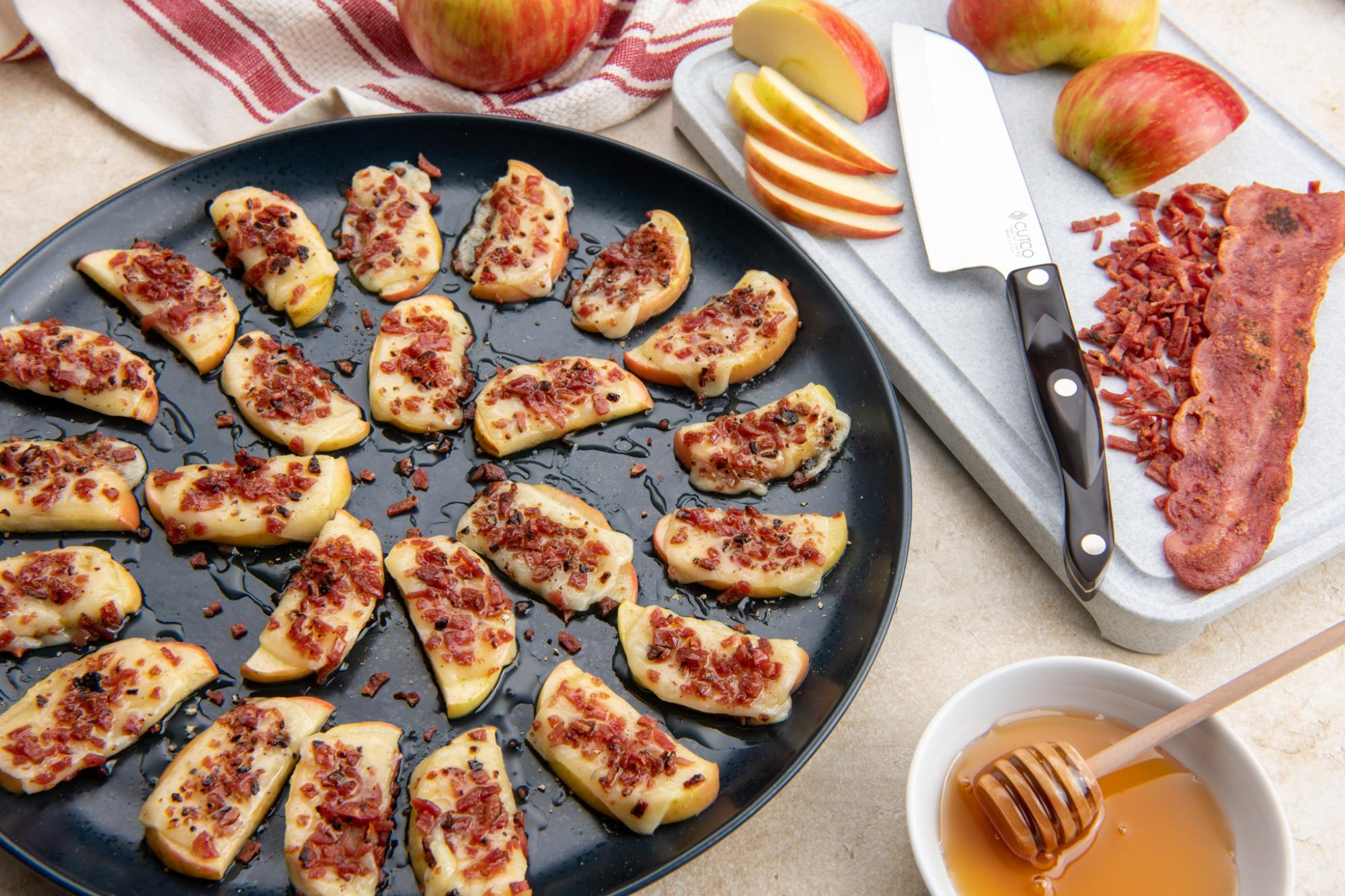 Quick and Easy Apple Bites Appetizer