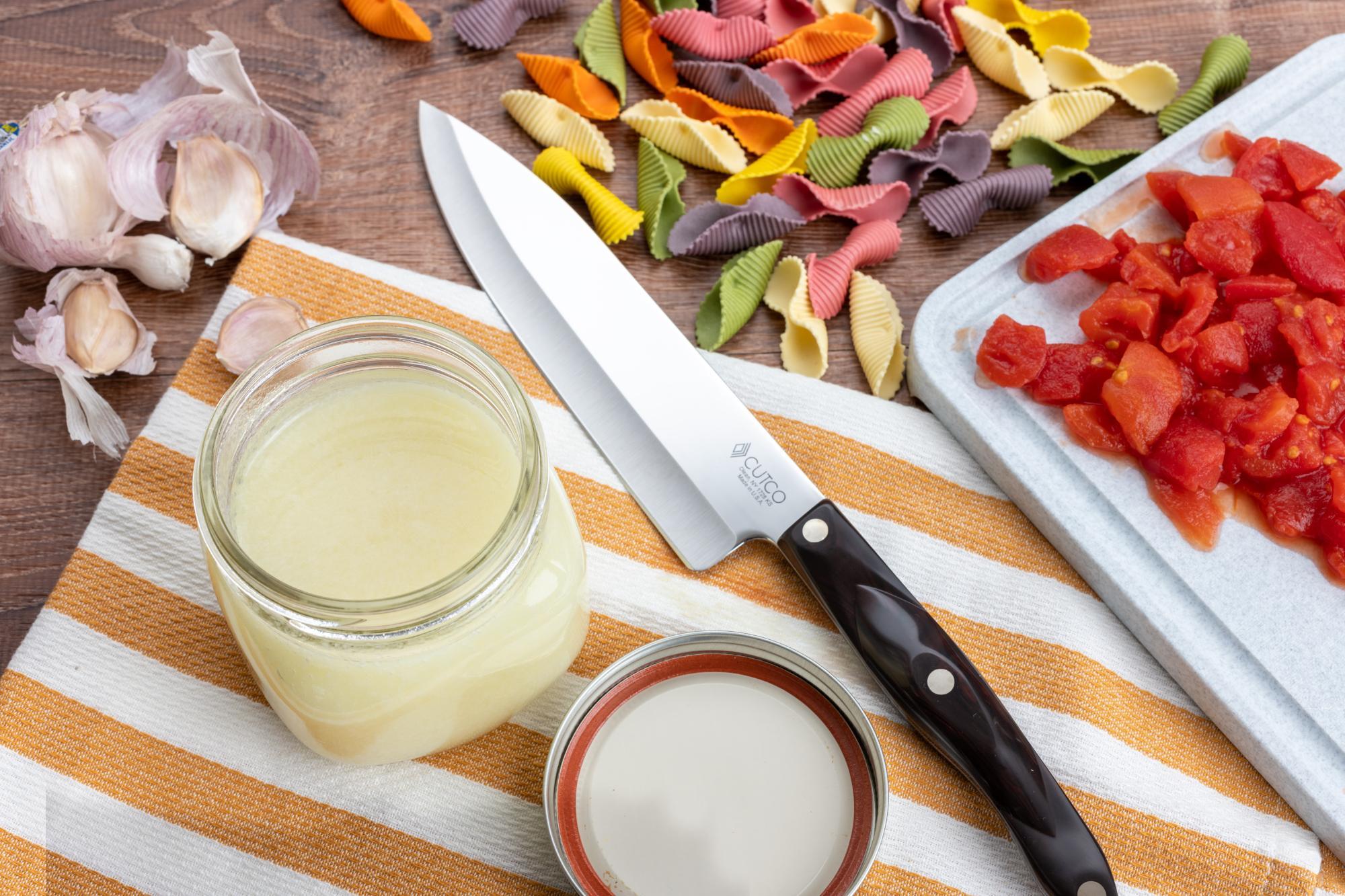Basic Garlic Sauce