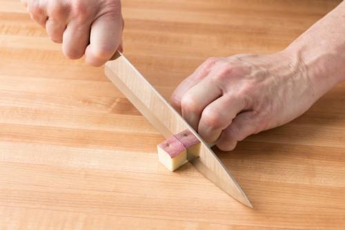Knife Cutting Tips