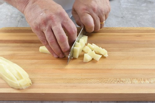 How to Cut Potatoes 3 Ways