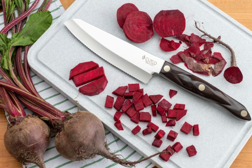 Learn How to Dice Beets