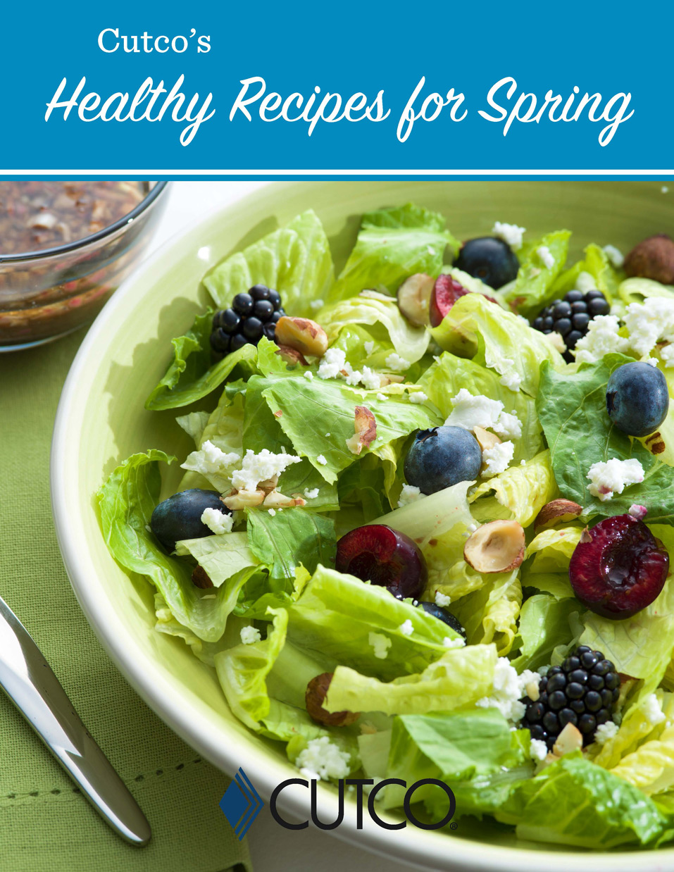 Cutco's Helthy Recipes for Spring