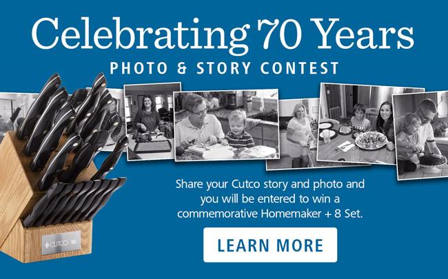 Cutco Photo & Story Contest