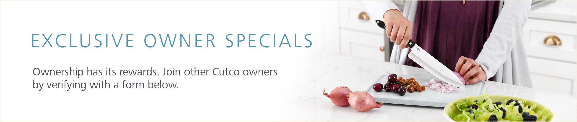 Exclusive Owner Specials