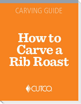 The best way to carve a standing rib roast
