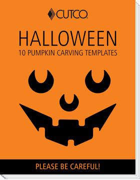 10 Pumpkin Carving Templates