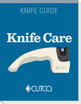 Learn simple ways of caring for cutlery.